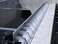 ROTAMAT® Storm Screen for stormwater discharges RoK 1
